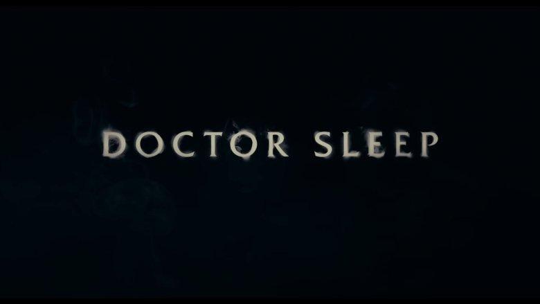 Doctor Sleep Title Card