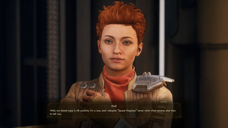 Ellie Medic Outer Worlds