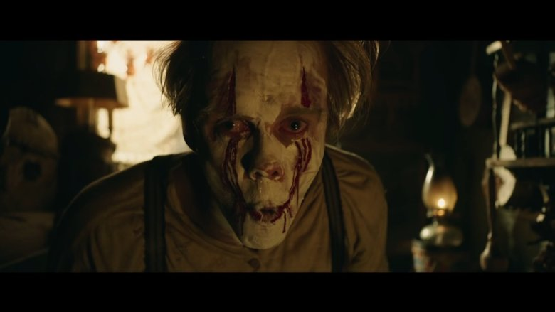 Pennywise as Bob Gray