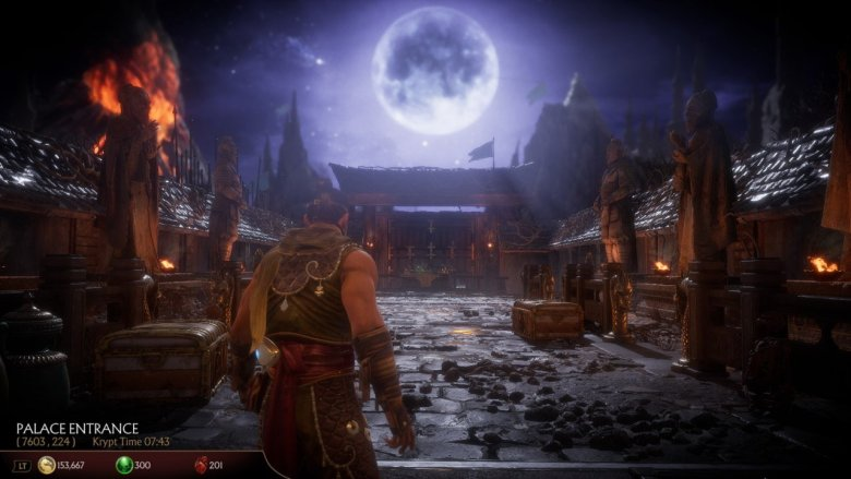 The Krypt in Mortal Kombat 11