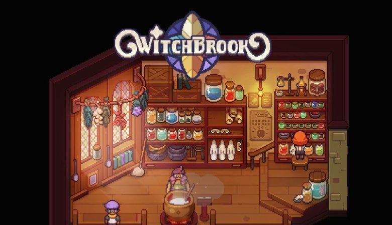 Witchbrook Early Development Screenshot