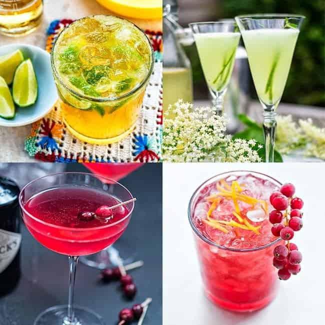Best of Supergolden Bakes 2014 - Cocktails