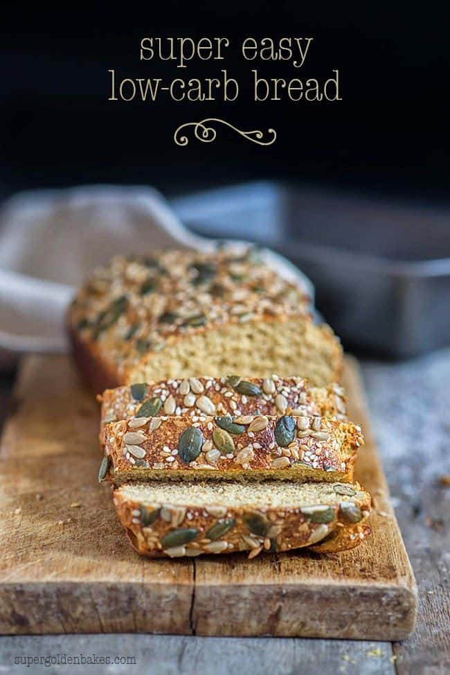 Super easy low-carb bread {Dukan bread}