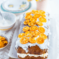 Orange, yoghurt & olive oil cake #TryTotal
