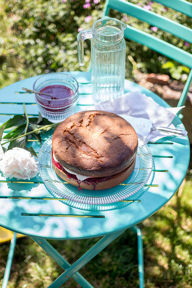 Cake classics: the Victoria Sponge