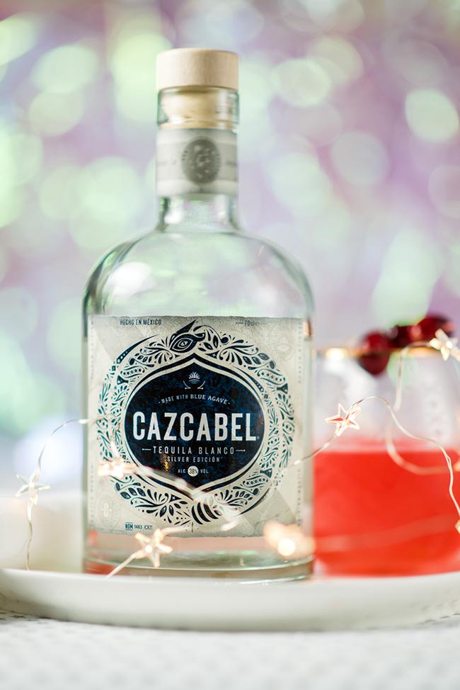Festive Cocktails: Cranberry Margarita