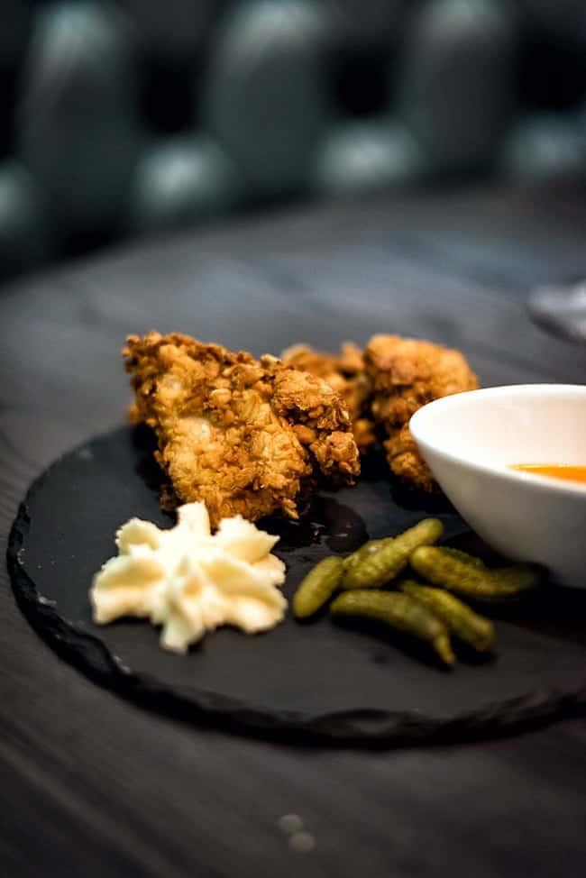 M Victoria Street restaurant review