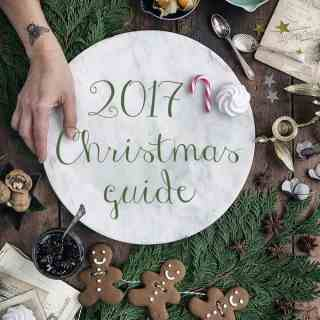 Supergolden Bakes 2017 Christmas Gift Guide and Giveaway Spectacular