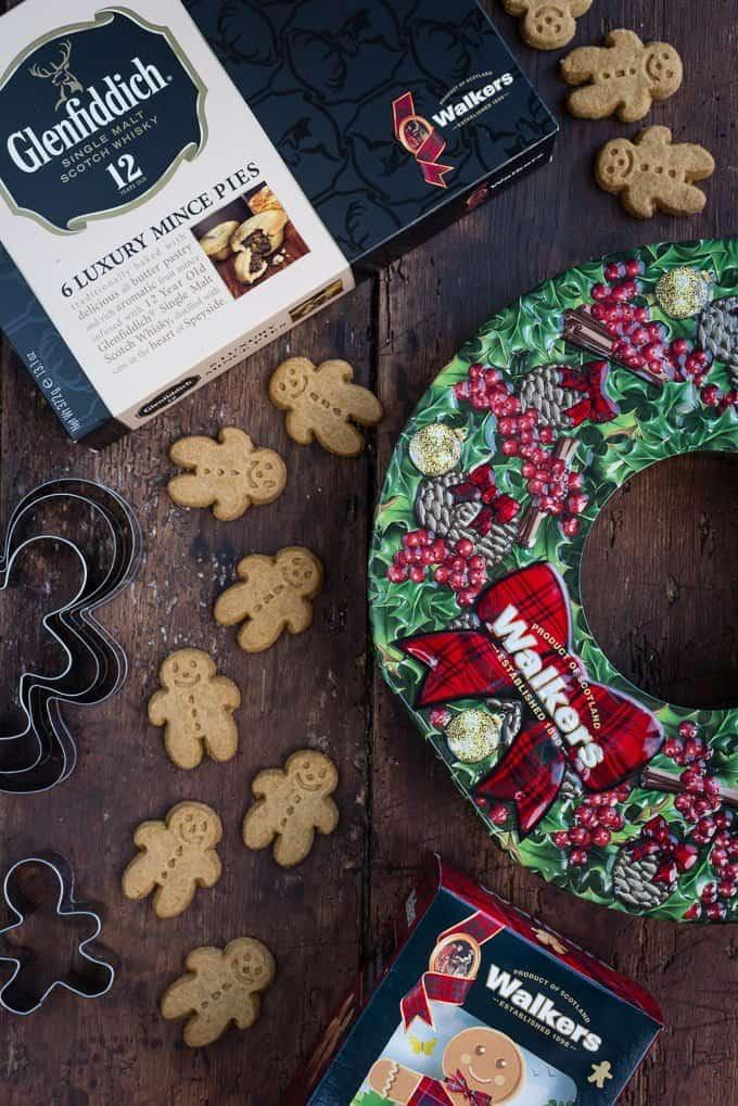 Walkers festive gifts