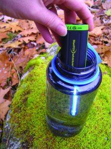 SteriPen Adventurer ultraviolet light water purifier