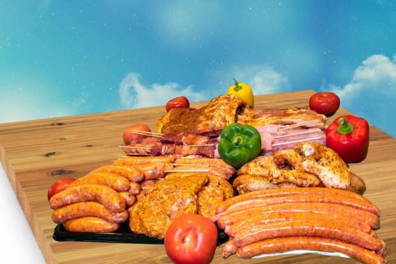 Colis 10Kg - Colis Barbecue (10Kg)