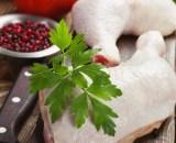 cuisses de poulet - Saucisse de volaille