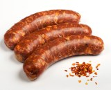 saucisse italienne - Steak haché barbecue