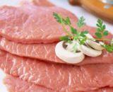 escalopes de veau panees - Rôti de veau