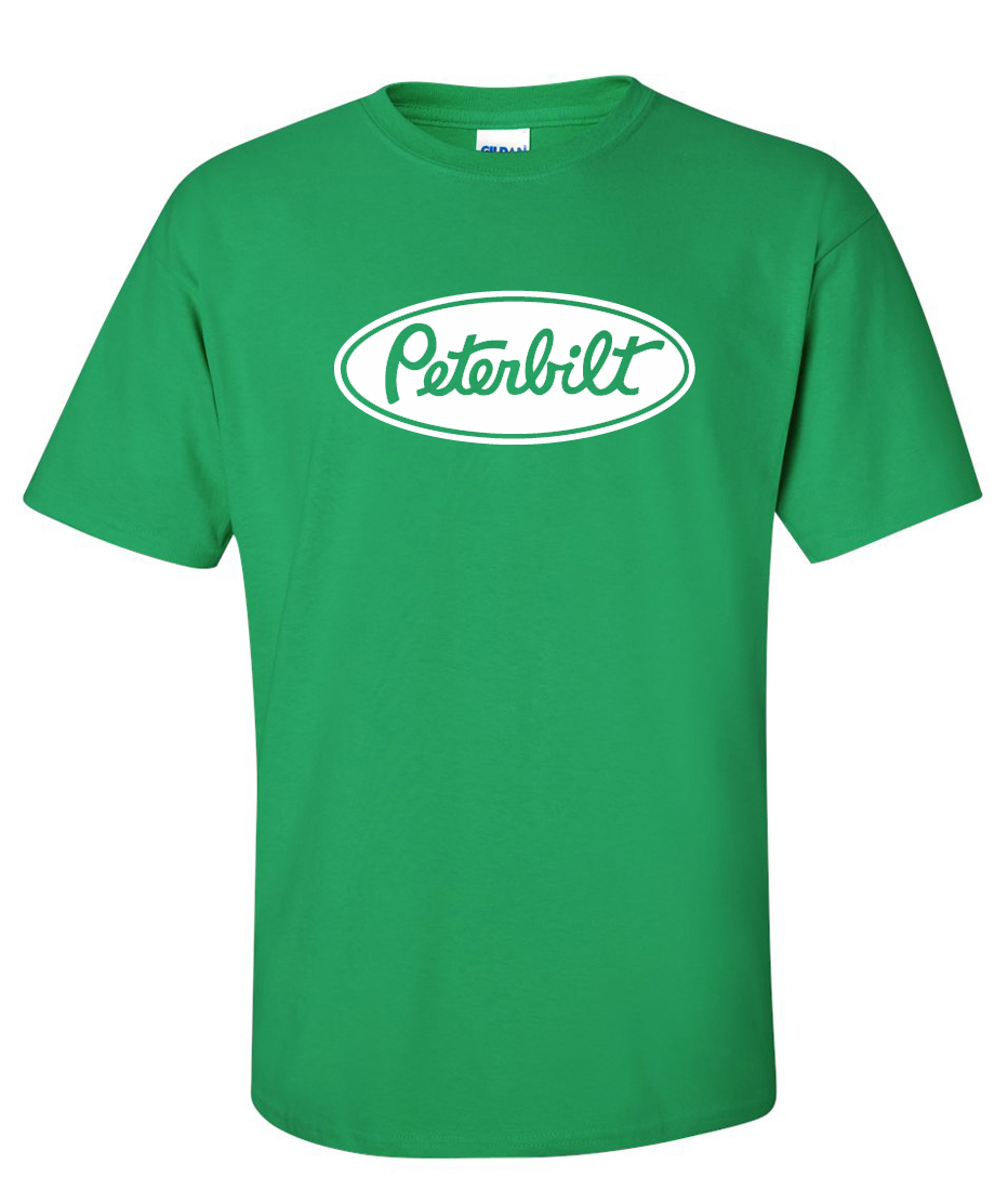 f6d3bcda2 Peterbilt Logo Graphic T Shirt - Supergraphictees