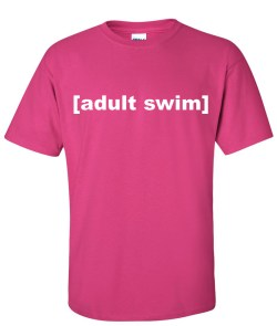 adult swim pink