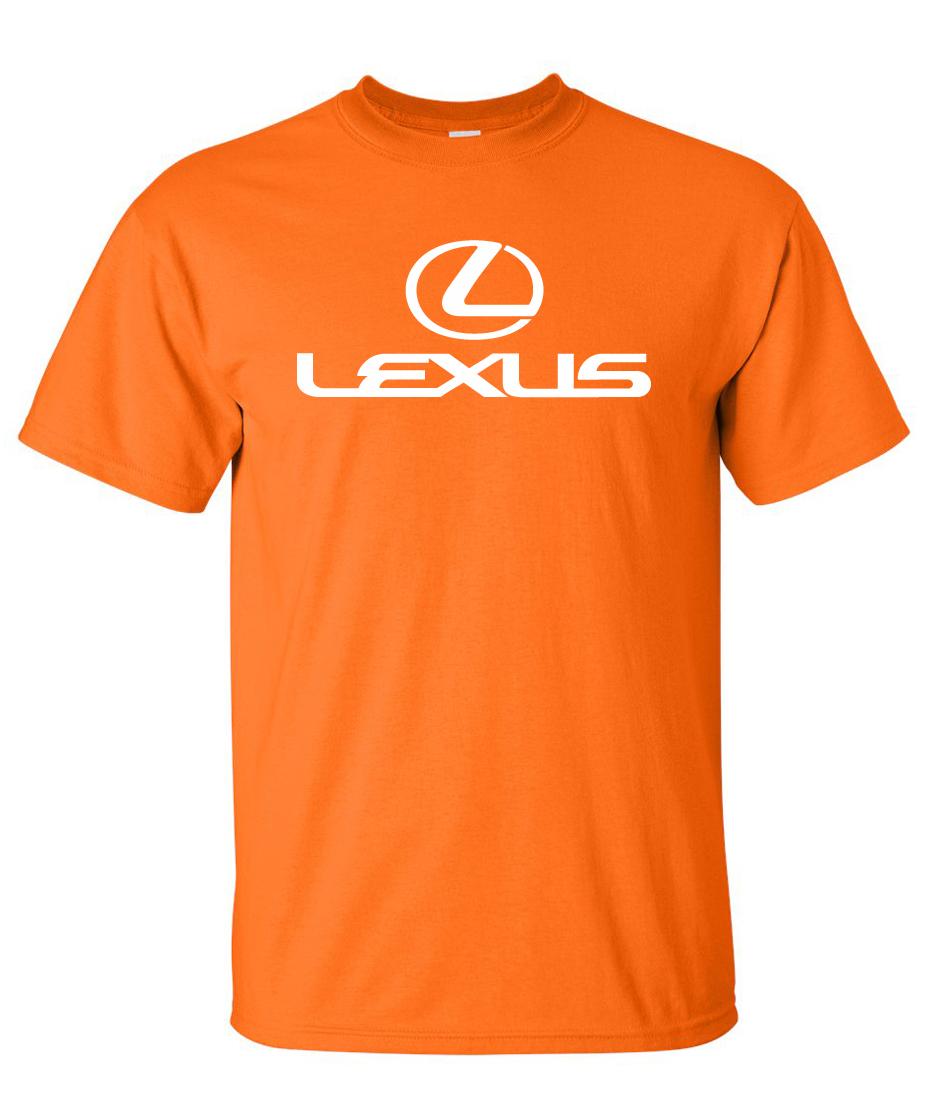 Lexus Logo Graphic T Shirt Supergraphictees