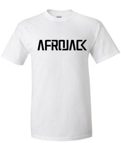 afrojack white