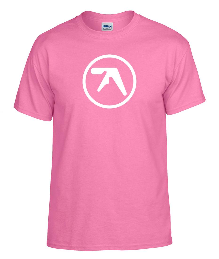 Aphex Twins AFX Music Logo Graphic T Shirt