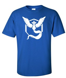 pokemon go team mystic blue