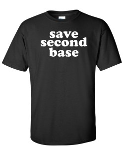 save second base black