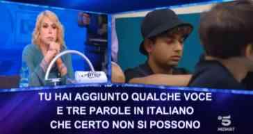 Inder lascia Amici di Maria De Filippi: Anna Pettinelli lo 'scarica' e lo invita ad andarsene | Video Witty Tv