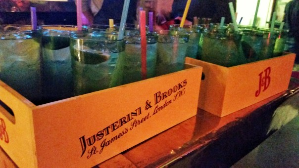 J&B Limonade Twist Blending Spirits