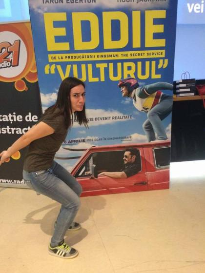 Eddie the Eagle si Gulia