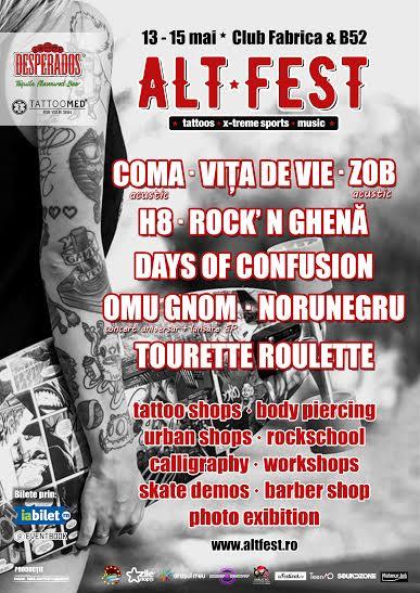 Alt Fest 2016