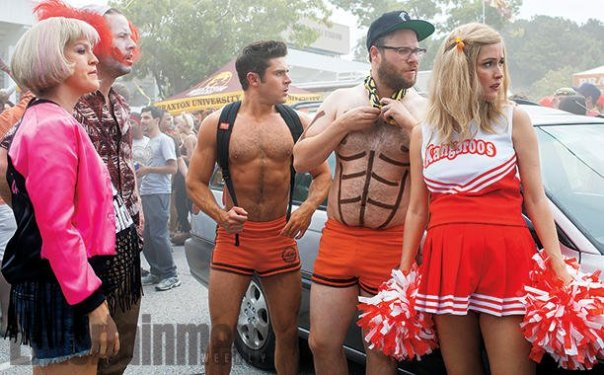 Neighbors 2 - vecini de cosmar