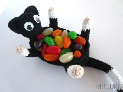Amigurumi Nibble Cat