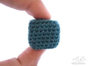 Cube Crochet Pattern