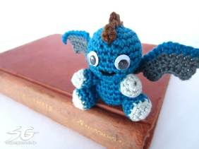 Amigurumi Crochet Dragon Pattern