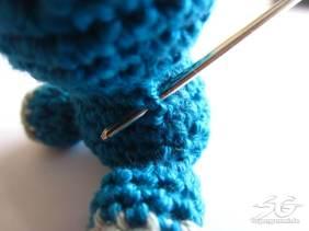 Sew On Dragon Arms