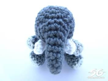 Sew On Elephant Tusks Detail