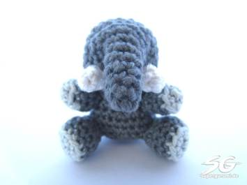 Sew On Elephant Tusks