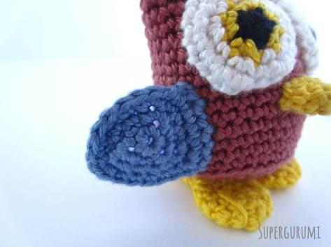 Sew On Owl Wing