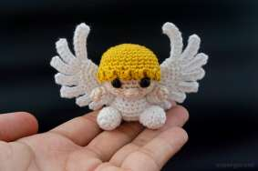 Amigurumi Angel