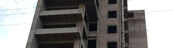 Avances de obra en Noviembre 2017: Edificio Cygnus 262