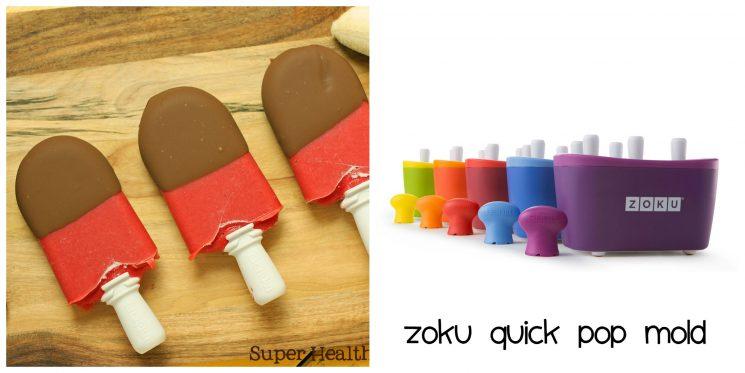 Zoku Quick Pop Mold