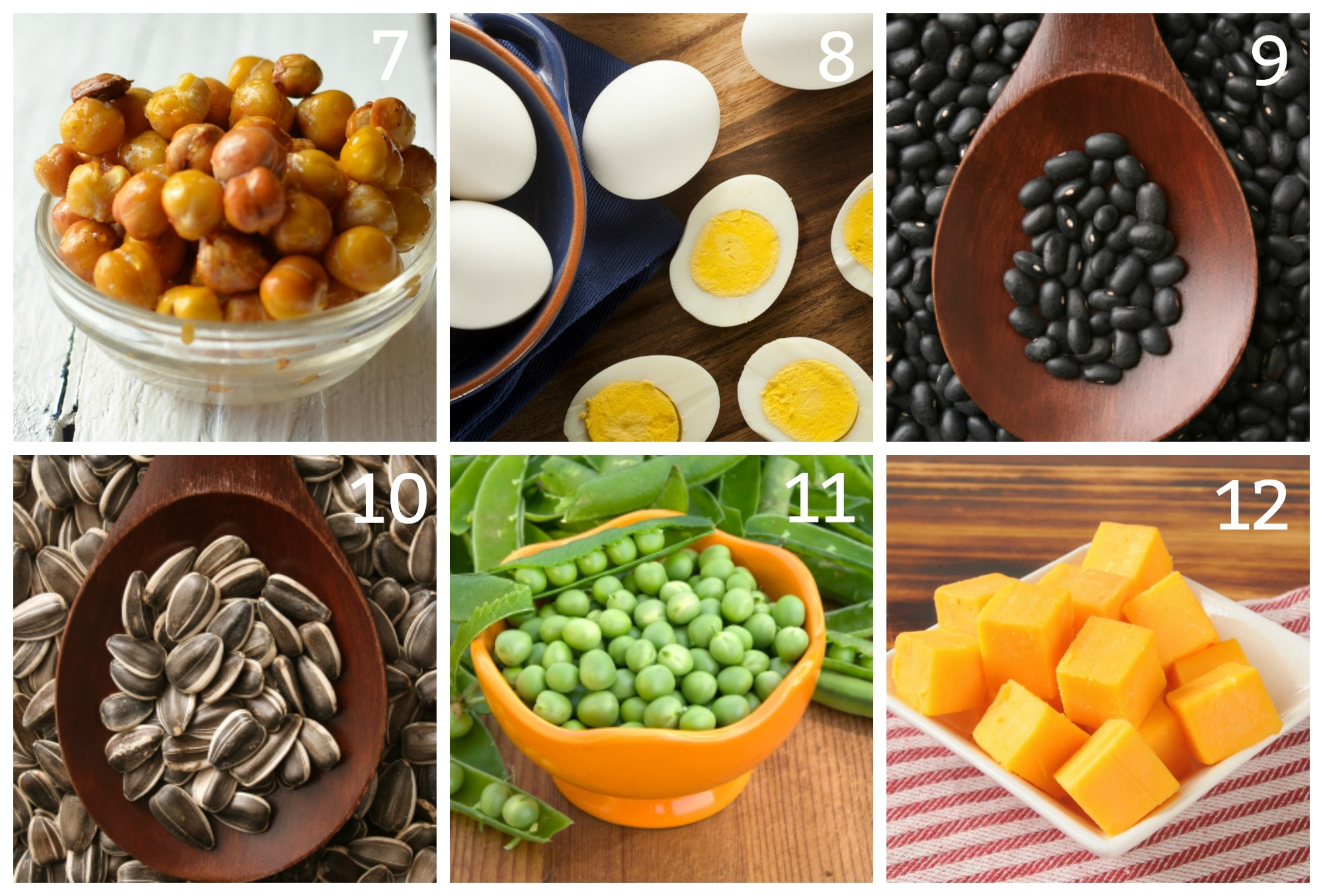 12 Non Meat Protein Sources For Kids