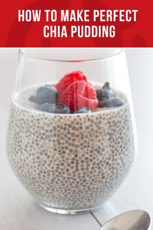 How To Make Perfect Chia Pudding | Healthy Ideas and Recipes for Kids
