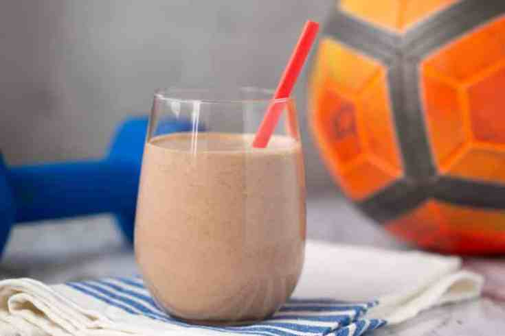 peanut butter chocolate shake high in protein