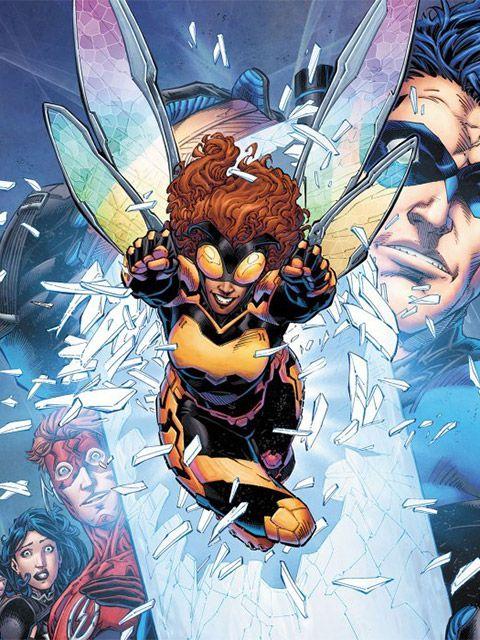 Bumblebee Karen Beecher Young Justice Superhero Database