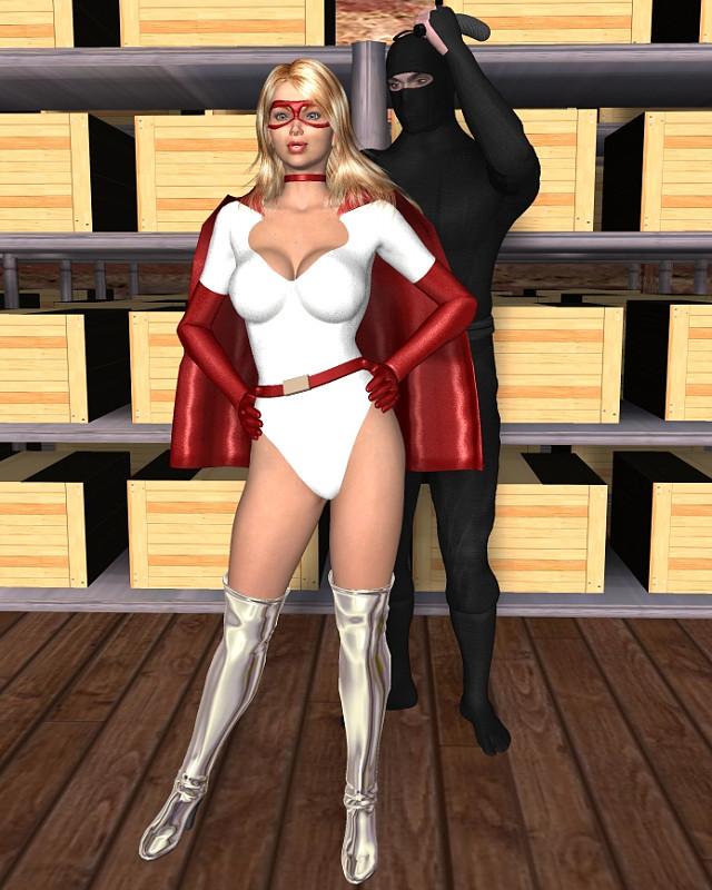 Superheroine Central S Guest Artists