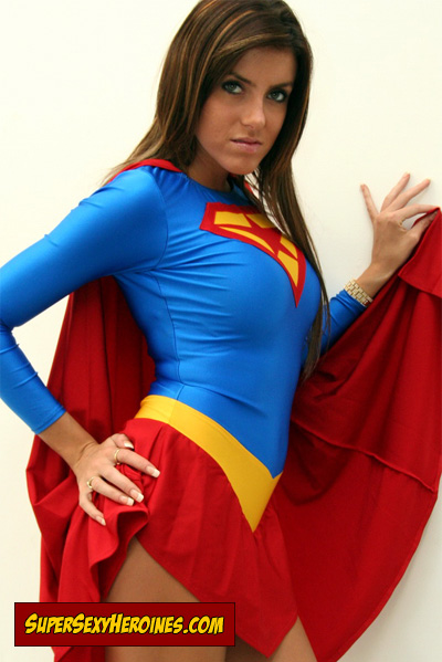 Fiona Back As Supergirl - Superheroine Blog-1797