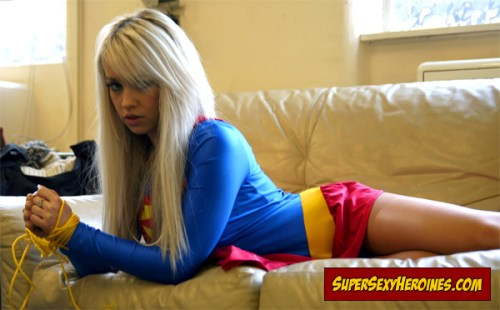 Super College Girl Ch5 Superheroine Blog
