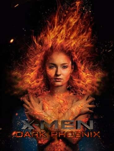 Hasil gambar untuk x-men: dark phoenix (2019) poster
