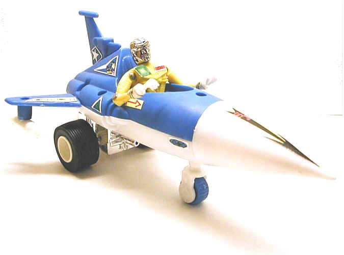 Micronauts Photon Sled