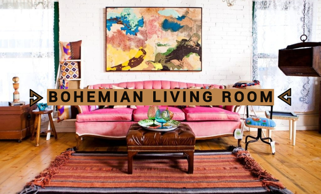 31 Inspiring Bohemian Decorating Ideas For Living Room on Bohemian Living Room Decor Ideas  id=38119
